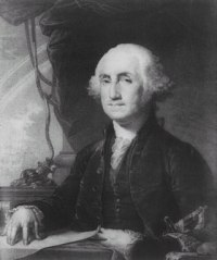 George Washington Back in the Day