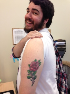 Mike Liberto's Rose