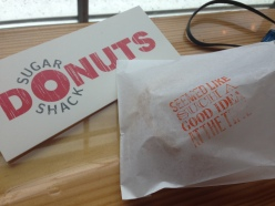 A Chai Donut?! Awesome!