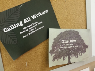 Calling all writers! Elm Open House!