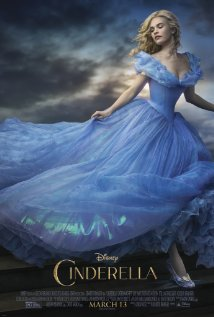 The new Cinderella movie hit theaters on Friday!