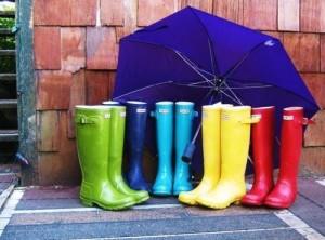 rain-boot blog