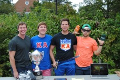 Kappa Alpha is all about brotherhood