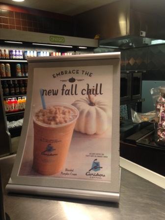 Stop by Java George for some fall favorites