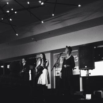 Folk singer Shawnee Kilgore performed at SXSW