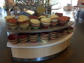 New bowls and plates in Hodson